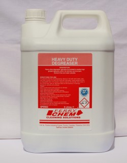 HDD Heavy Duty Degreaser